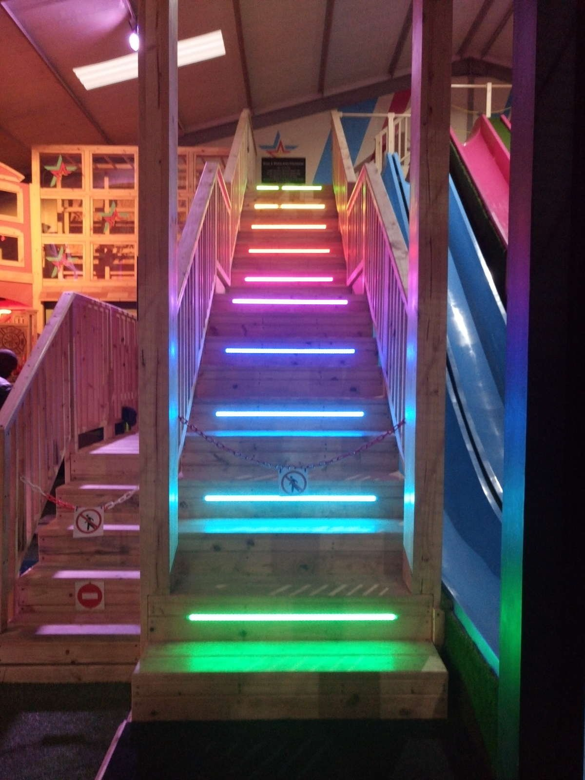 Led Staircase Ideas And Solutions Wired4signs Usa