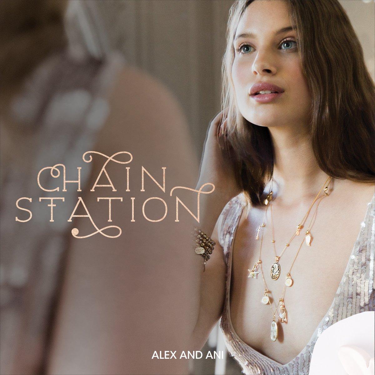 Colección de charms para que personalices tu collar.