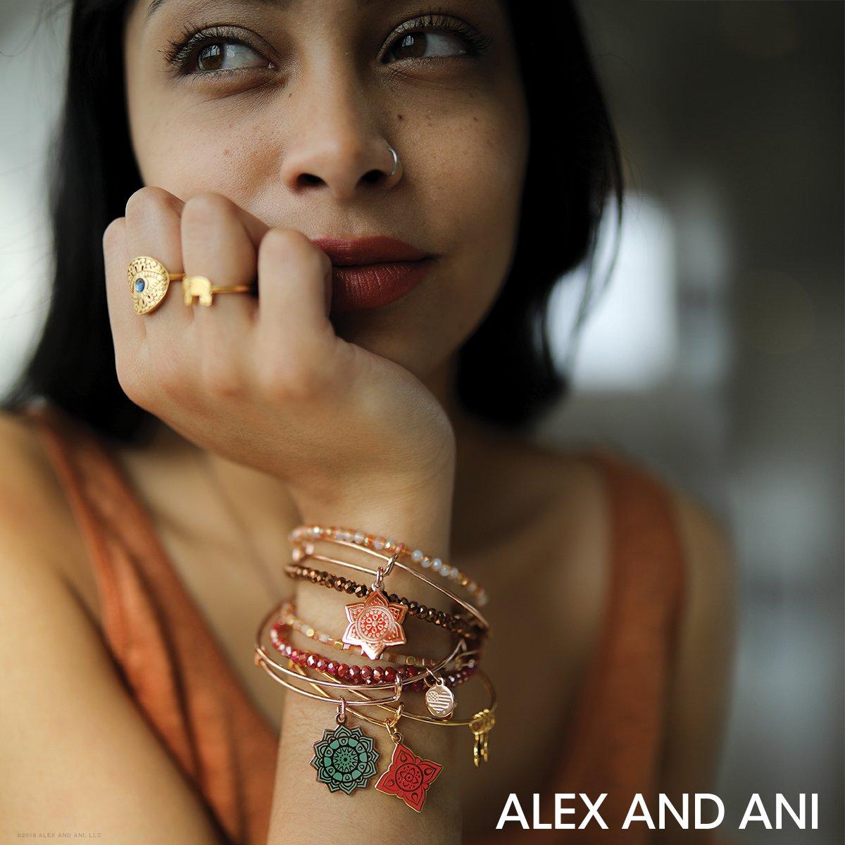 Colección Chakras Alex and Ani