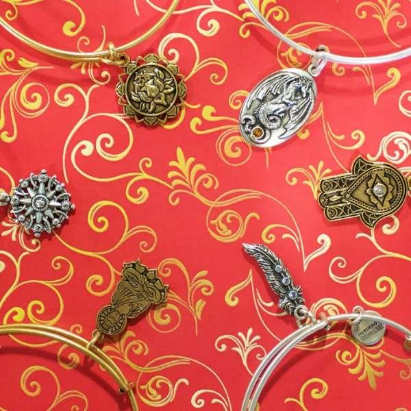 Colección path of Symbols de Alex and Ani