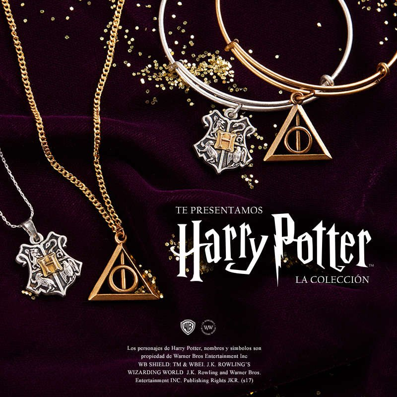Colección Harry Potter de Alex and Ani