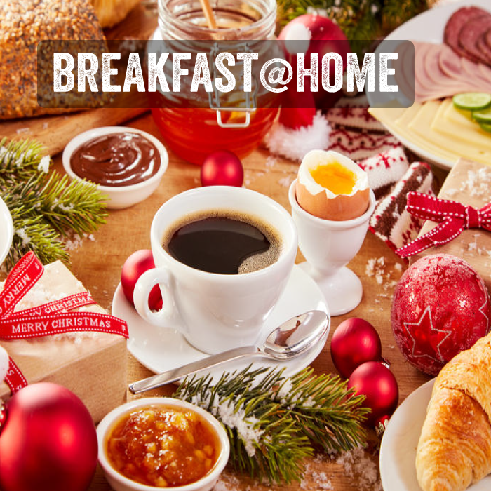 Ontbijten met Kerst