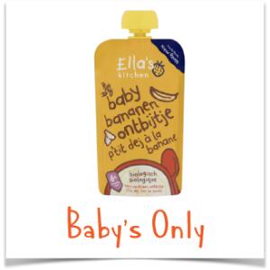 Baby Banana Breakfast