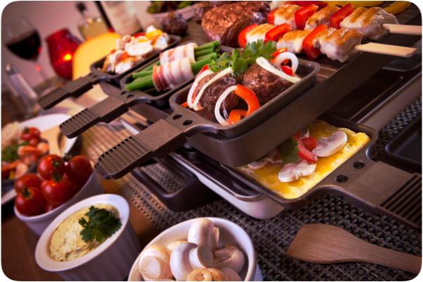 Gourmet/Raclette