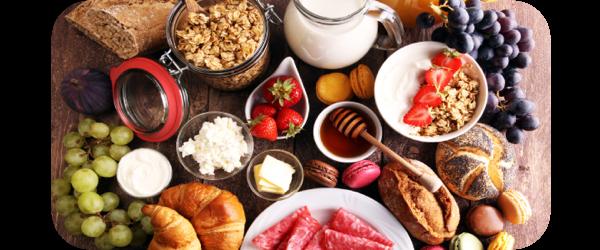 Ontbijtproducten