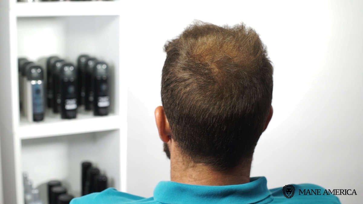 How To Apply Mane America Hair Thickening Spray