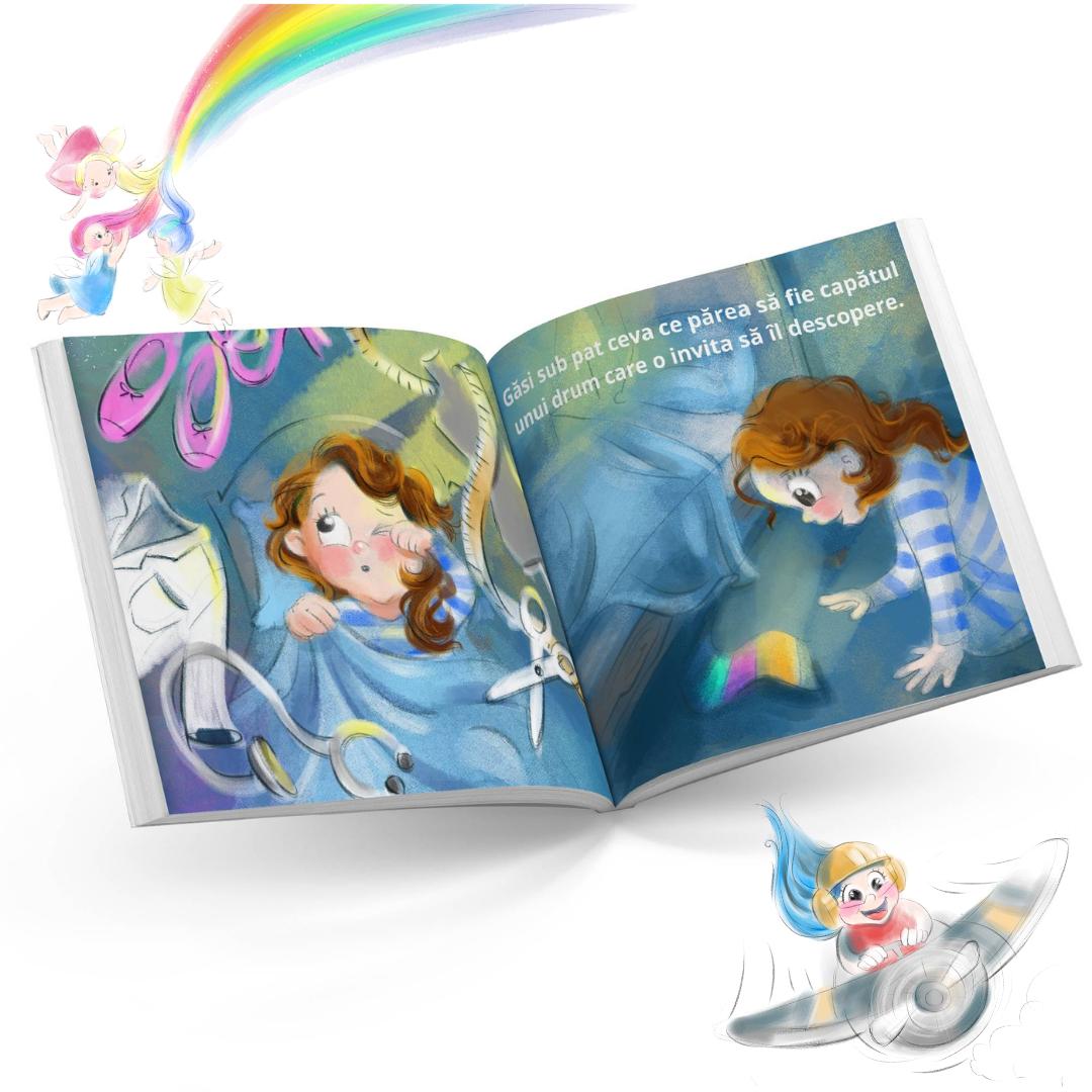 carte personalizata cadou unic