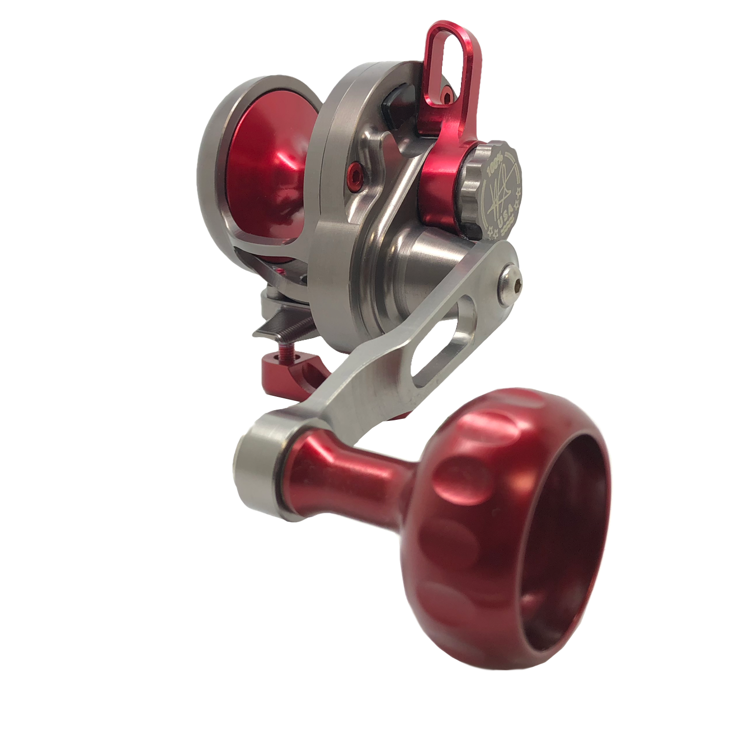 SEIGLER SGN is a Leader in the inshore lever drag reel class. Provides more drag and power than any other reel in its class. Plus it is made in Virginia!