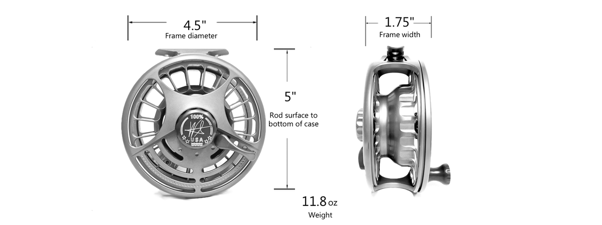 SEIGLER BIG GAME FLY REEL ALSO KNOWN AS THE BF BIG FLY, IT IS A LEVER DRAG FLY REEL SPECIFICALLY DESIGNED TO CHASE THE BIGGEST SALTWATER SPECIES. GT TUNA SAILFISH TARPON. IT COULD BE USED FOR AN 11WT, 12WT, 13WT #GTONFLY #TARPONONFLY #TUNAONFLY #SAILFISHONFLY #FLYREEL #SEIGLER