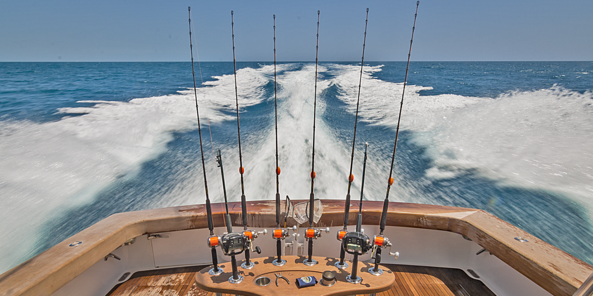 OFFSHORE FISHING
