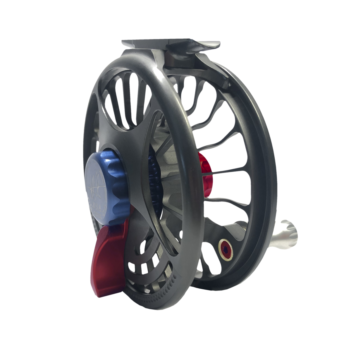 iCast winner of best new fly reel 2019, Best fly reel, saltwater fly reels, fly fishing salt, skinny water culture, Lever drag fly reel, lightweight fly reel,