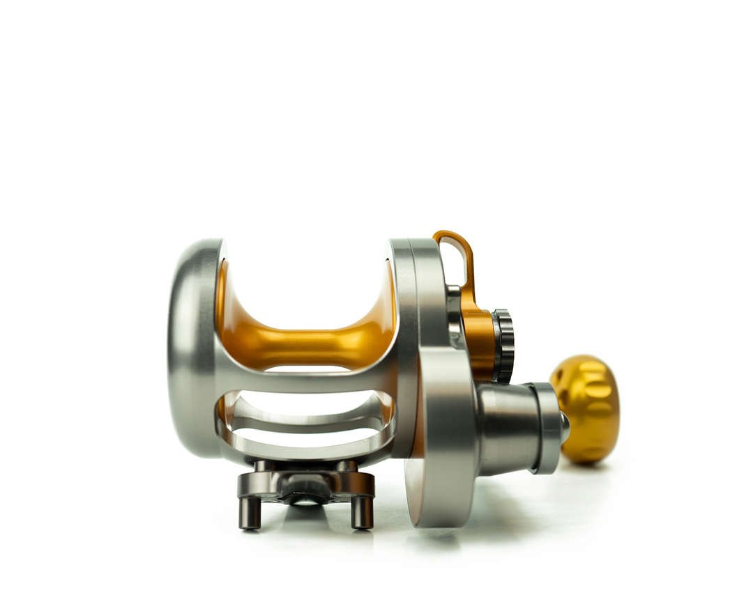 Custom Seigler Fishing Reel