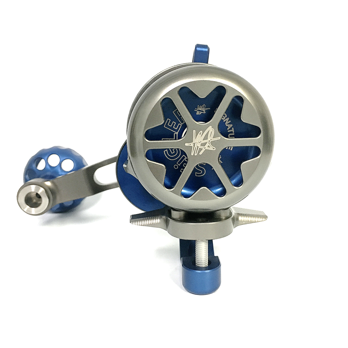 LIGHTEST LEVER DRAG FISHING REEL