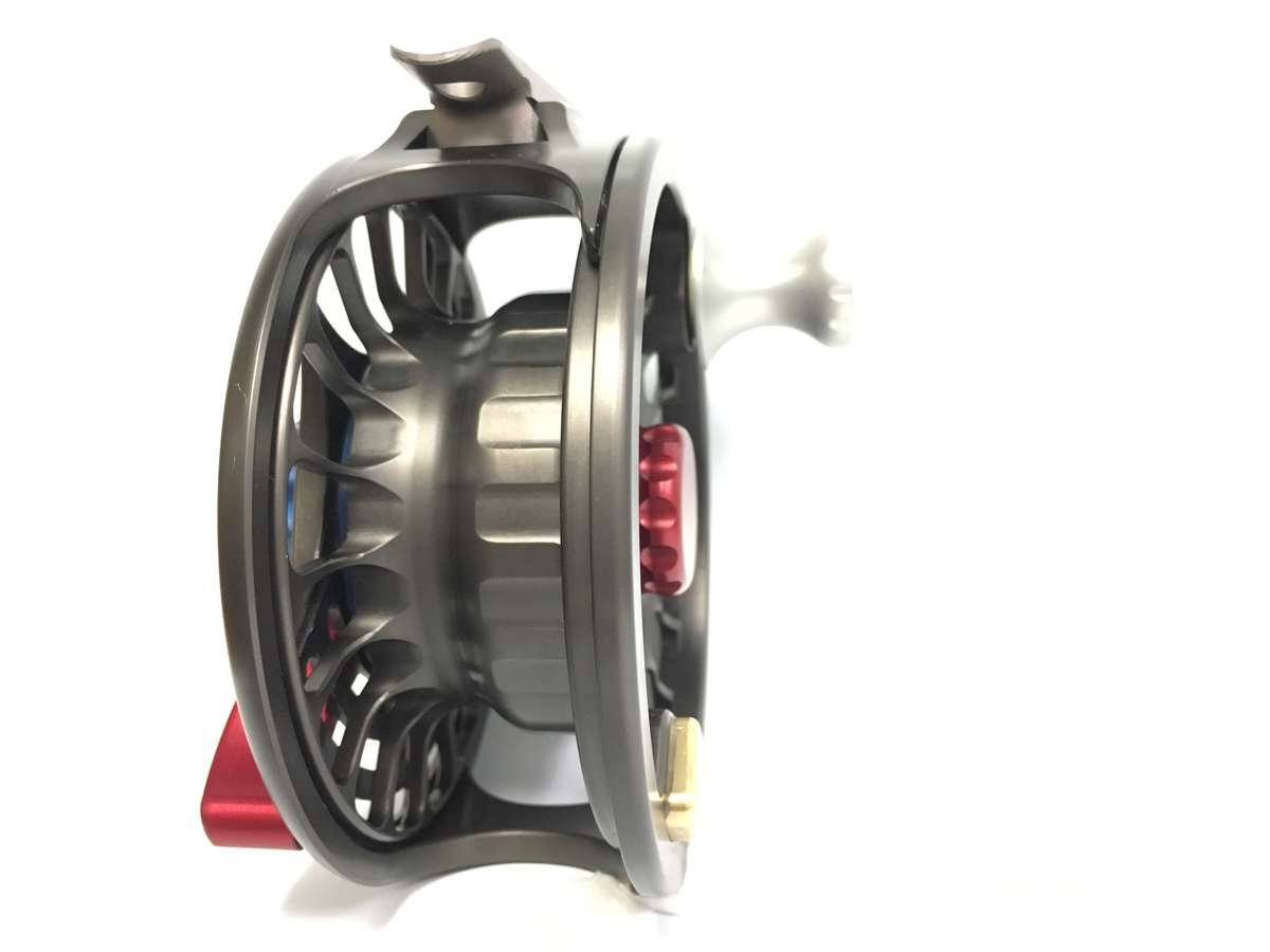 SALTWATER FLY REEL MADE BY SEIGLER FISHING REELS