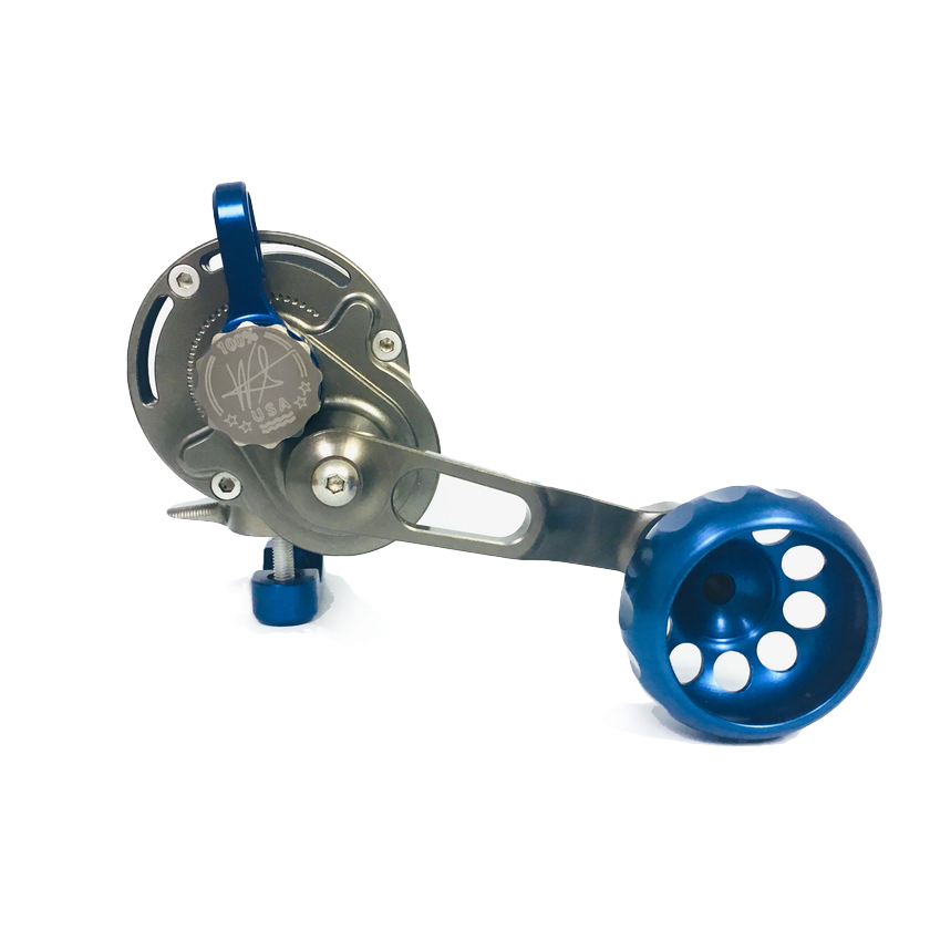 SEIGLER FISHING REEL SIGNATURE SGN