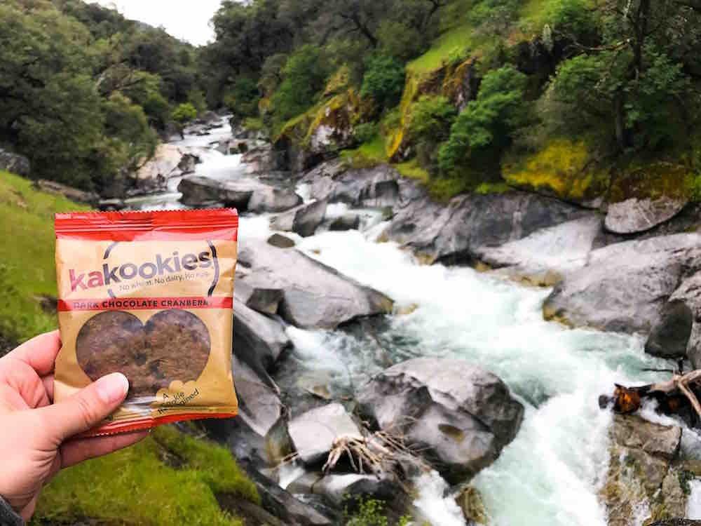 Kakookies Outdoor Adventure Energy Snacks