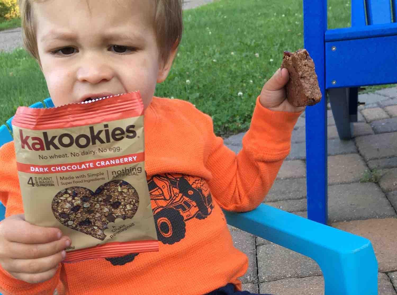 Kakookies Delicious Hiking Energy Snacks