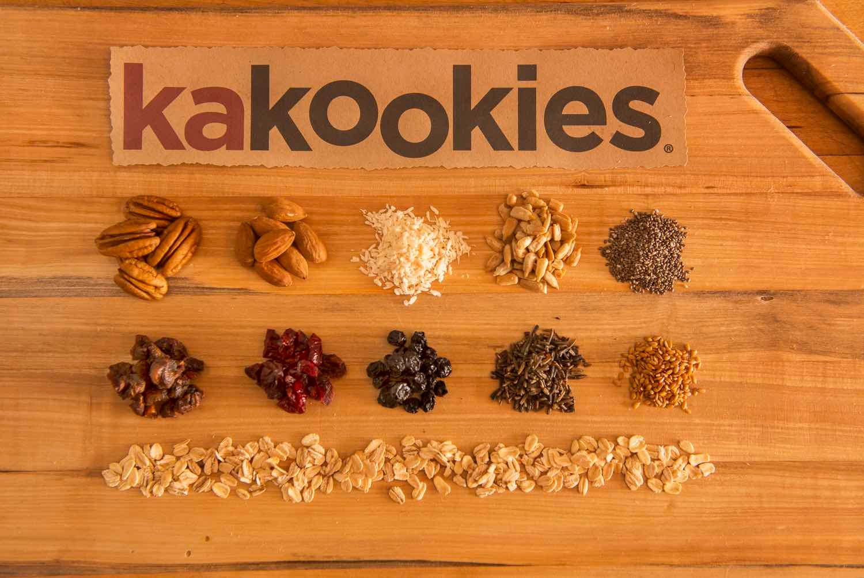 Kakookies Premium Clean Superfood Ingredients