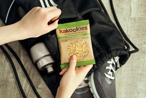 Kakookies Superfood Workout and Training Energy Snacks