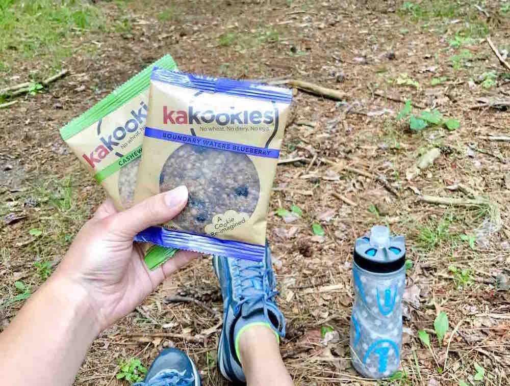 Kakookies Outdoor Adventure Hiking Energy Snacks