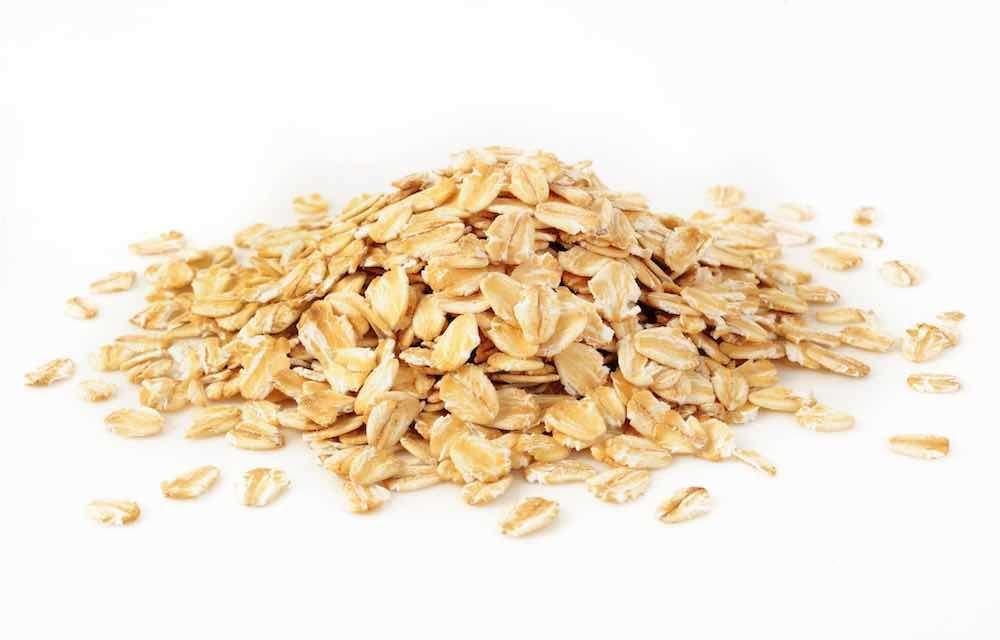 nutritious whole grain oats