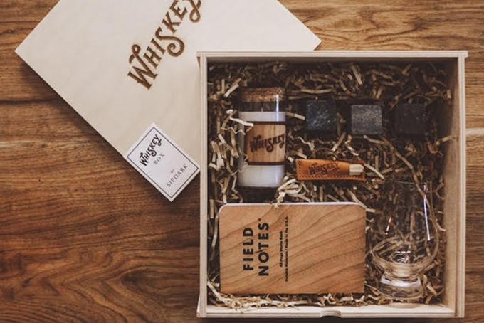 Custom Gift Set Sipdark