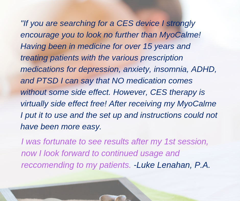 best ces device for depression