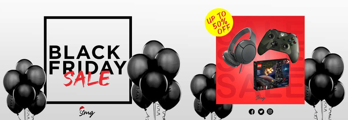 Black Friday - Stock Must Go