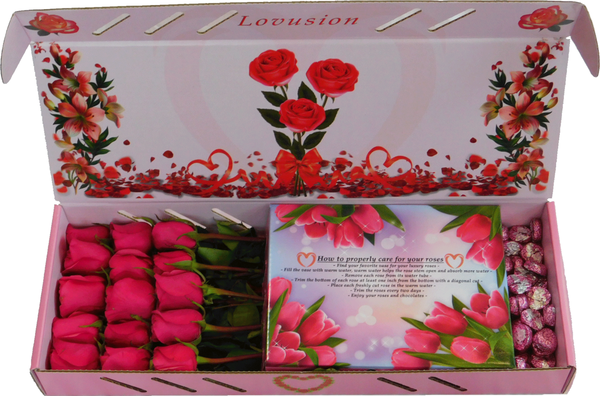 Lovusion mothers day box