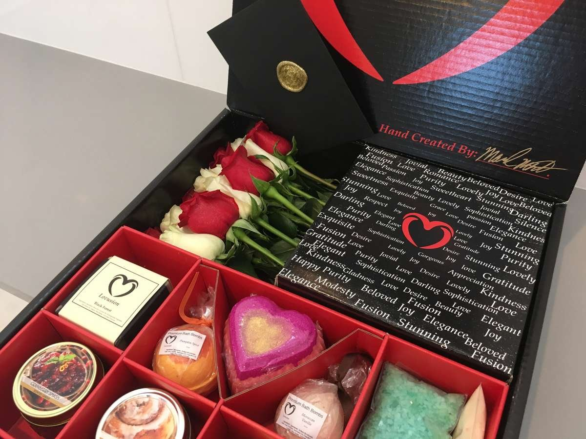 Lovusion black box is Flowers and chocolates delivery