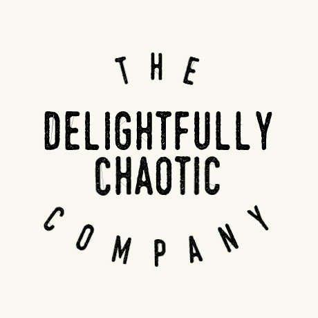 The Delightfully Chaotic Company Logo