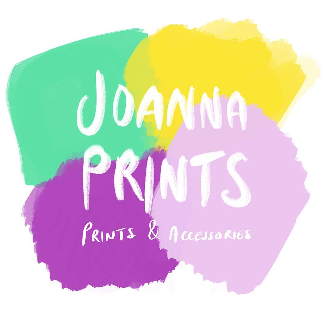 Joanna Prints Logo
