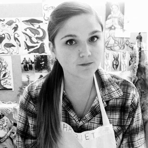 Harriet from Fallow Deer Ceramics