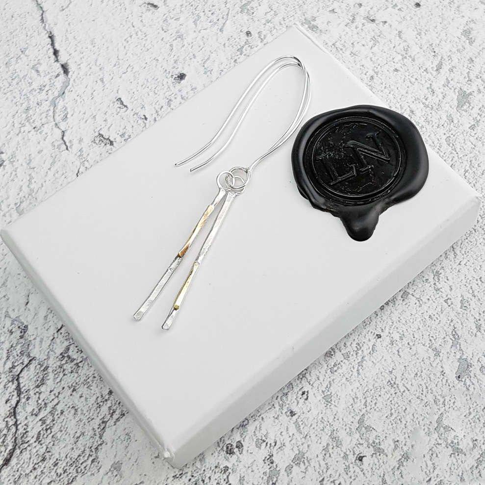 Drop Earrings by Lydia Niziblian