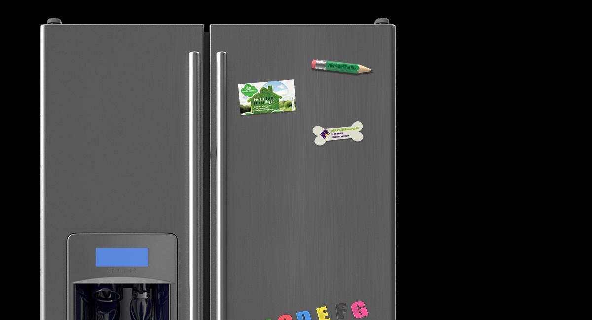 Impresión de imanes para refrigerador