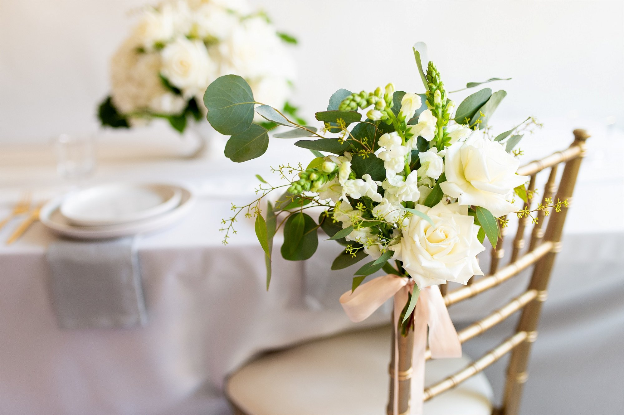 Aisle Chair Flowers, Flower Moxie, DIY Wedding Flowers, wedding chair flowers
