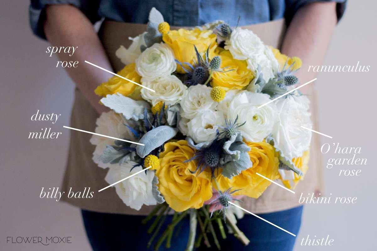Billy Balls — Flower Moxie