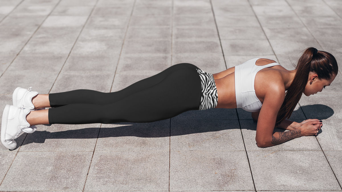 Make workouts a breeze with these smooth, comfortable microfiber leggings. Perfect for yoga, Pilates, walking and aerobics, these leggings are super soft and stretchy. Made with Spandex, these leggings have the stretch and recovery you need to get moving.