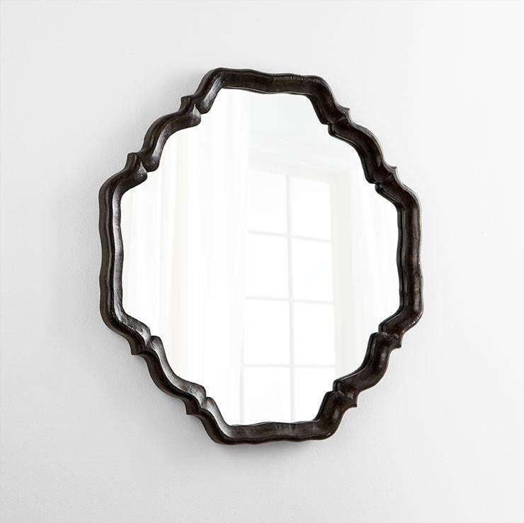 keystone frame mirror