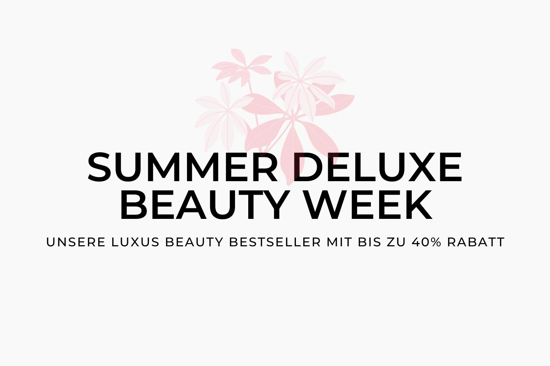 SHISHI CHÉRIE Summer Deluxe Beauty Week - koreanische & japanische Kosmetik
