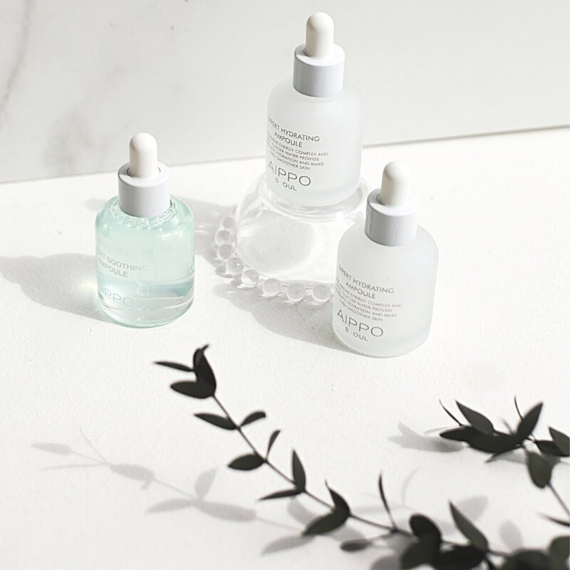 Expert Hydrating Ampoule von Aippo Seoul im Test