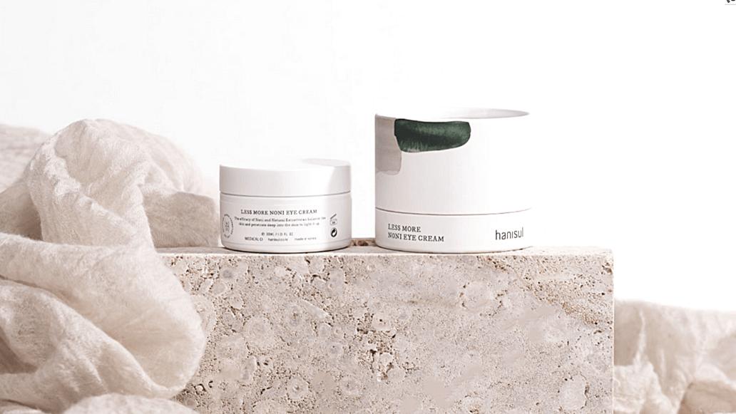 Koreanische Kosmetik - Noni  Eye Cream von Hanisul