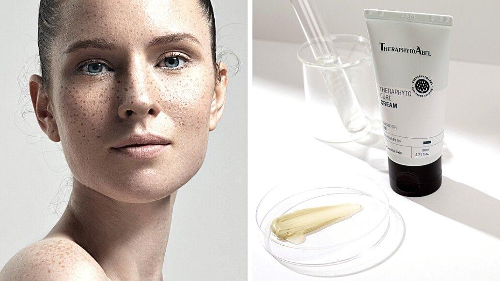 Koreanische Kosmetik - Cure Cream von Theraphytoabel im Test