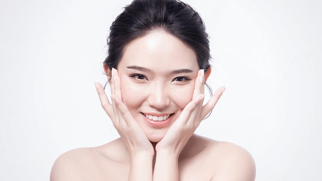 Japanische Kosmetik   Das 4-Wochen-Anti-Aging & Porzellanhaut mit Sojamilch