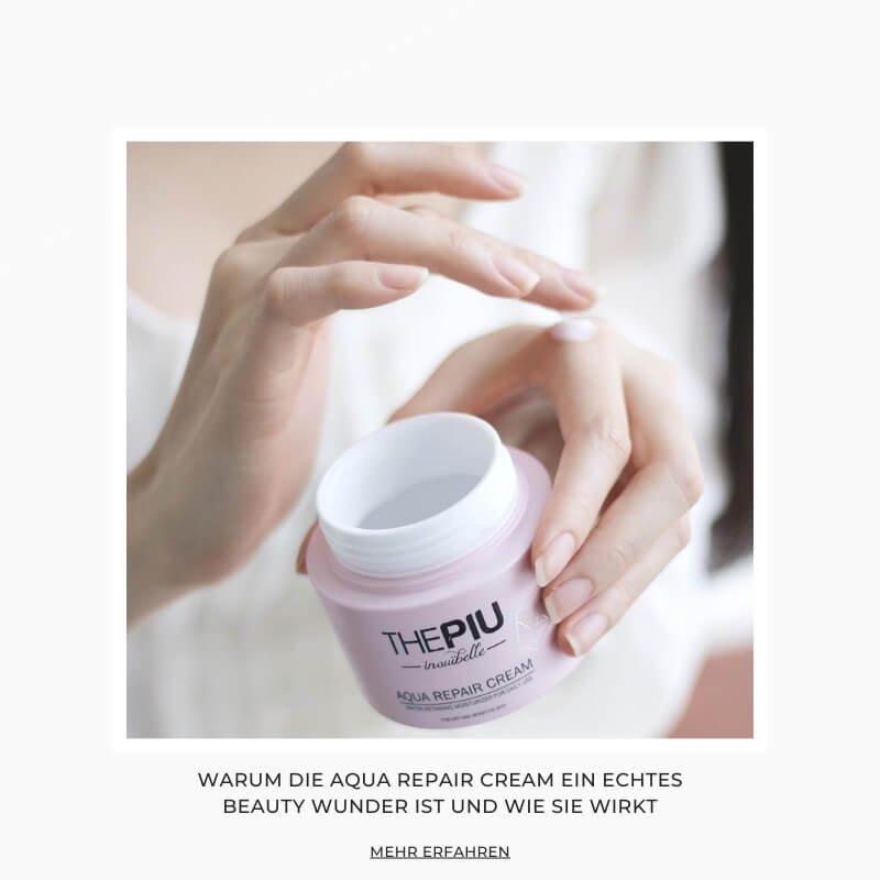 Koreanische Kosmetik von Shishi Chérie - Aqua Repair Cream im Test