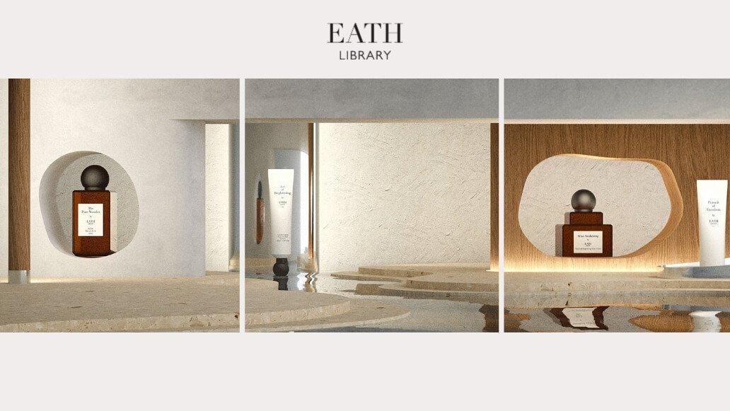 Die Marke Eath Library
