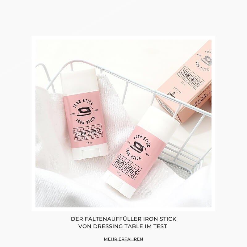 Koreanische Kosmetik Shishi Chérie - Iron Stick im Test