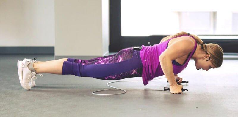Regina Halmich Training