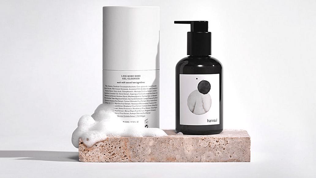 Koreanische Kosmetik - Noni Gel Cleanser von Hanisul