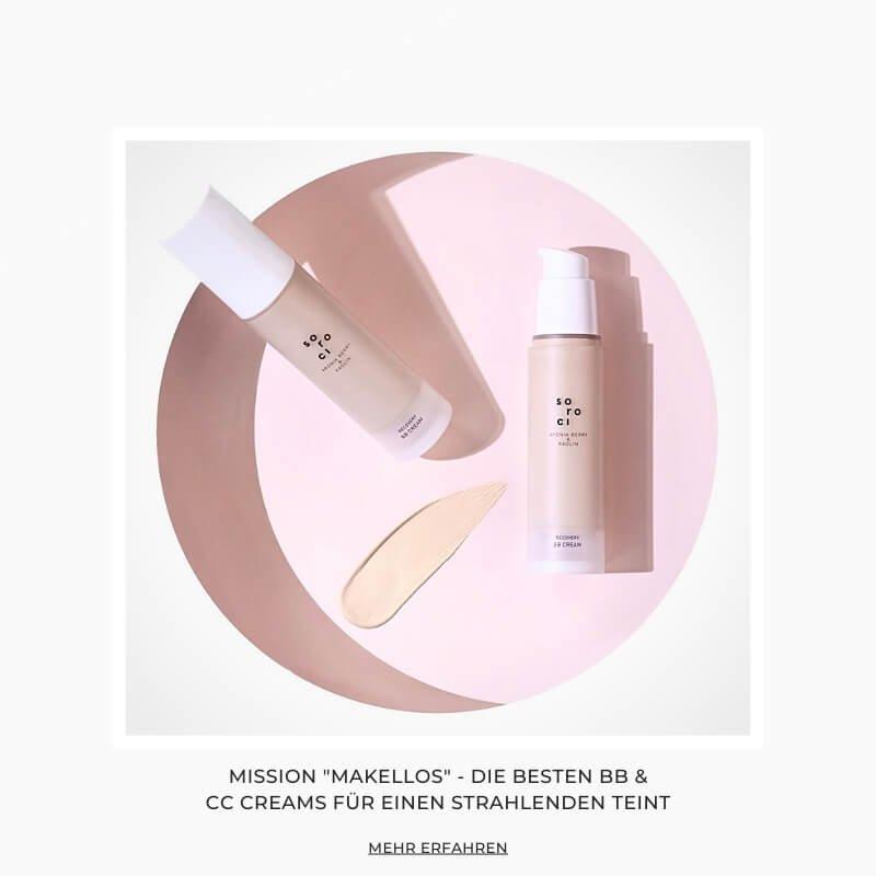 Koreanisches Make-up von Shishi Chérie - Die beste BB Cream Recovery BB Cream von Soroci